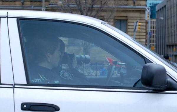 Ottawa Police Visual surveillance
